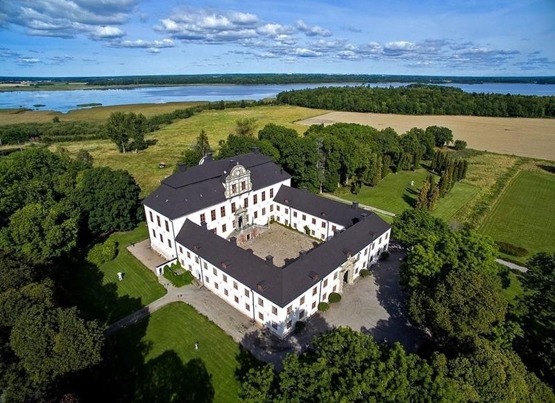 Vårmönstring Tidö Slott