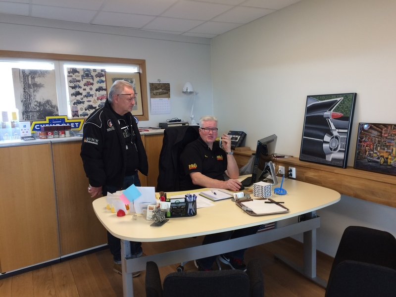 Besök Mels Garage Enköping