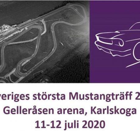 Sveriges största Mustangträff 2.0