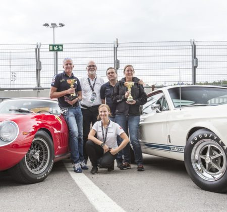 Bästa klubben på Solvalla Sportbilsfestival