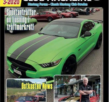 Mustang Club Magazine #3 2020