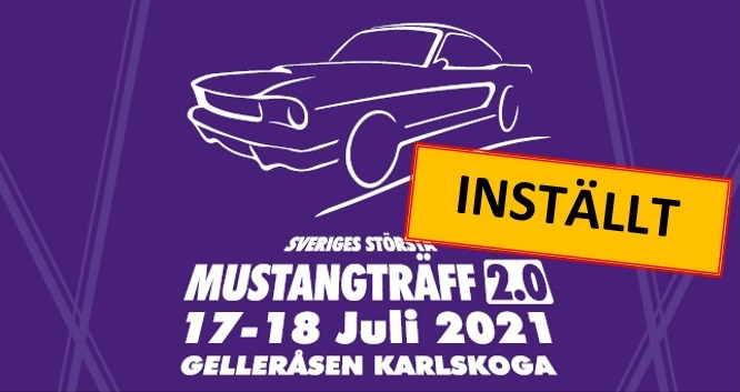 Mustangtraff 2021